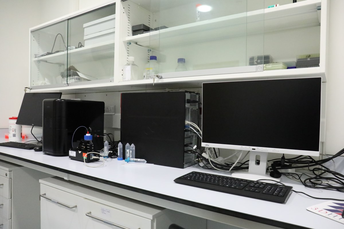 Laboratories - Emanuele Cancer Research Foundation Malta